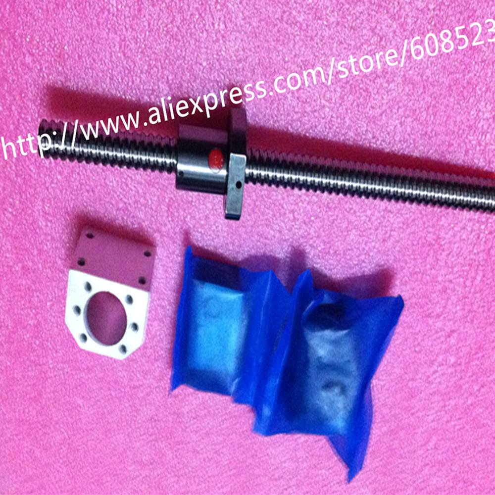 3PC ball screw SFU1605with the nut machined L = 400/600/700 mm+ 3 SETBK/BF12 ballscrew support+ 3 PC ballnut housing, аксессуар чехол apple iphone 8 7 leather case cosmos blue mqhf2zm a