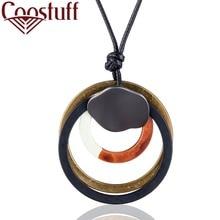 Color Pendant Choker Statement Women Jewelry Long necklaces & pendants women collares mujer kolye bijoux femme