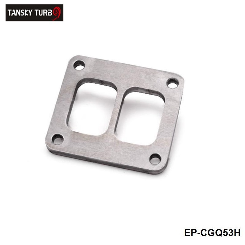 "Prix pour TANSKY-T4 T04 GT45 GT40 Turbine Inlet Joint Twin Scroll Soudure Bride 1/2 ""EP-CGQ53H"