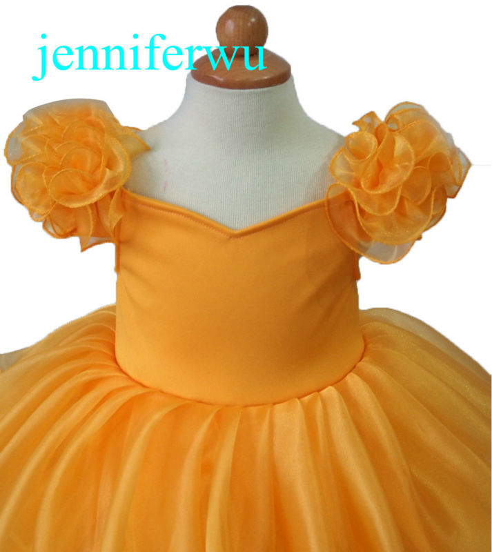 ФОТО 15 color girl clothes girl dresses little girl evening dresses  flower girl dresses EB053F