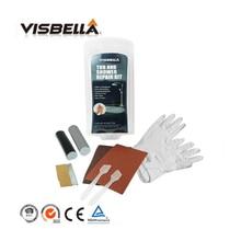Visbella DIY Tub & Shower repair kit,Bath crock glue,Powerful Reinforcing Rapid Fix General Purpose Super Fsat Dry Glue