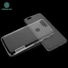 For Oneplus 5T Case NILLKIN Ultra Thin Slim TPU Case For Oneplus 5T High Quality Soft TPU Cover For Oneplus 5T смартфон oneplus 5t 128 гб черный