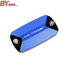 With Logo NC750x Motorcycle CNC Accessories For Honda NC750x NC750 NC 750 X 2012 2017 Front