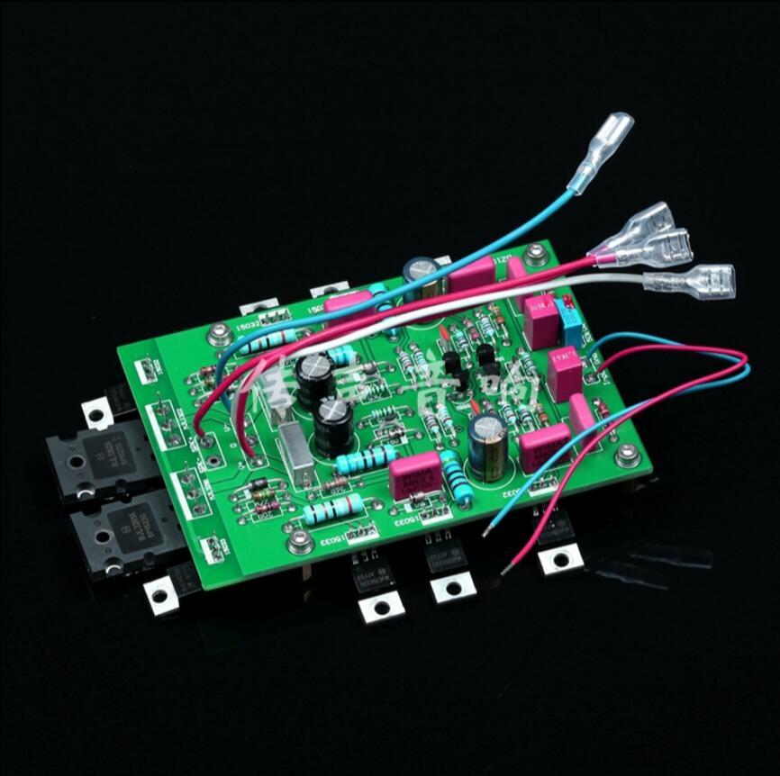 2pcs Replica dartzeel after the power amplifier board free shipping G3-003 imitate dartzeel amplifier board