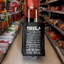 Корзина для белья, алюминиевая рама для супермаркета, корзина для покупок, тележка для багажа, переносная телескопическая Многофункциональная Корзина для сортировки