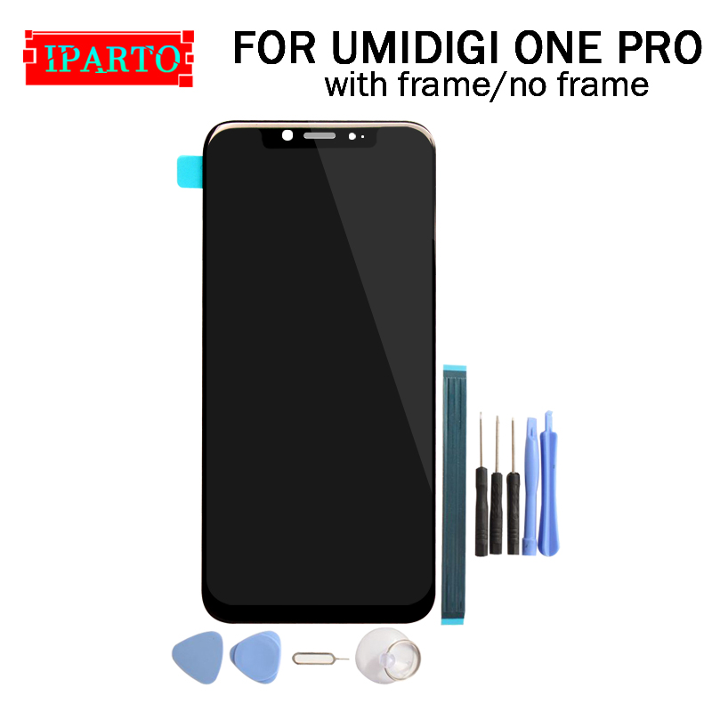 5 9 inch UMIDIGI ONE PRO LCD Display Touch Screen Digitizer Assembly 100 Original New LCD