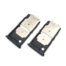 2 Pcs/Lot, Dual SIM Card Holder Tray Slo