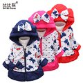 2016 Fashion Children winter jackets girls baby jacks Girls Clothes Girls Outerwear Girls Windbreaker coat