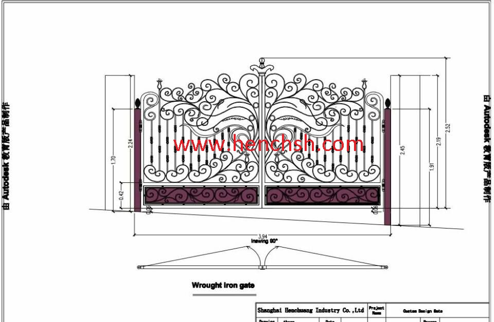 Iron Door Gates For Sale Route Iron Gates Metal Patio Gates