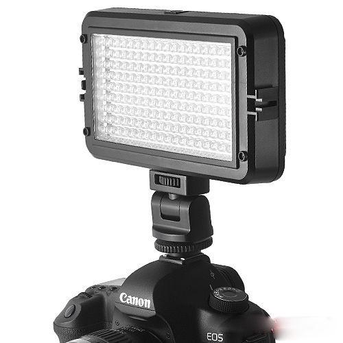 Viltrox LL-162VB Adjustable Brightness Television Wedding Lights Fill Light LED