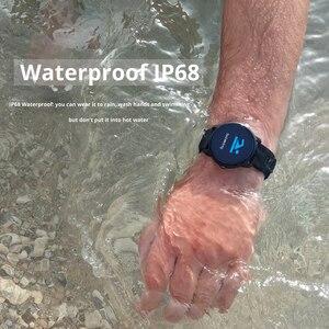 Image 4 - SENBONO S08 montre intelligente Ip68 étanche moniteur de fréquence cardiaque smartwatch Bluetooth Smartwatch activité Fitness tracker bande