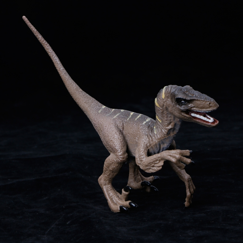 1PC Raptor Dinosaur Action Figure Toys Hand Puppet Kids Educational Model %328/319