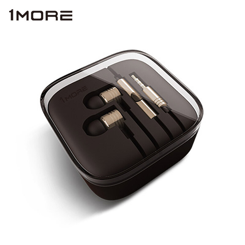 Original 1MORE Piston 2 in-Ear Earphone Earbuds Earpones with Remote & Mic for Apple iOS and Android Phone Xiaomi Xiaomi Xiomi original xiaomi capsule earphone xiaomi piston silicone earbuds earphone with mic for xiaomi mi5 xiaomi redmi pro mobile phone