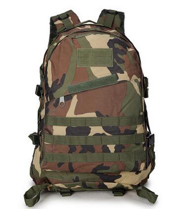 Sports de plein air camouflage sac à dos amateurs de Militaires escalade 3 p Tactique paquet randonnée Sac À Dos dans Escalade Sacs de Sports et loisirs