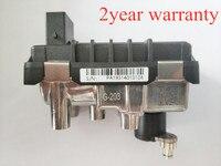 2 jahre Elektronische Antrieb G-203 G203 712120 6NW 008 412 turbo ladegerät wastegate für Chevrolet Captiva 2.0D 110Kw Z20S