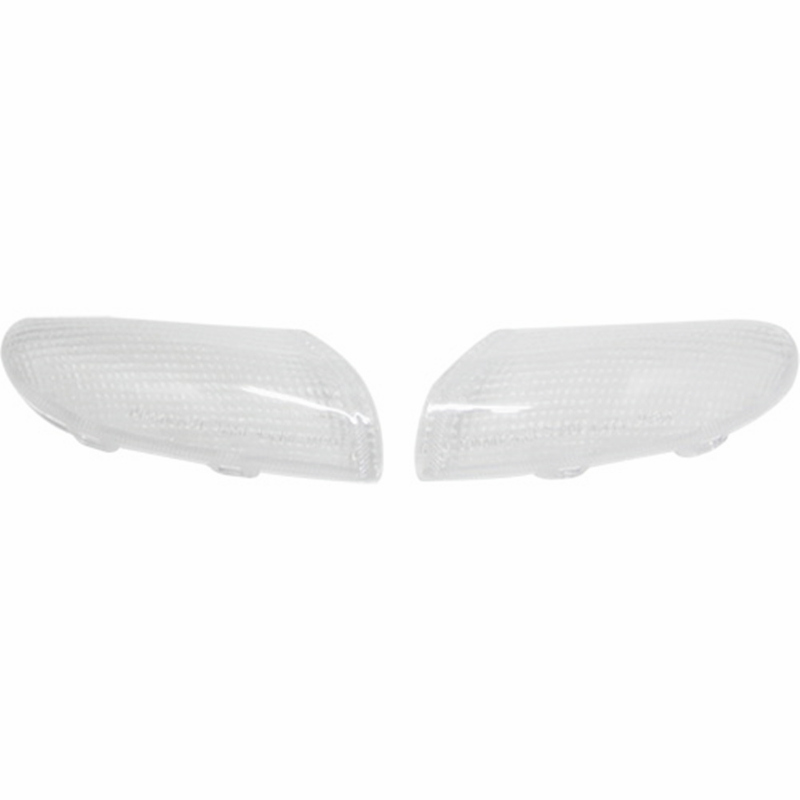For Suzuki Let s ZZ CA1PA Motorcycle scooter Front turn lamp cover Front turn signal cap Front Turn signal glass cover