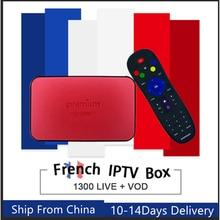 AVOV ТВ онлайн Android H.265 Смарт ТВ коробка& Pro NEO подписки Европа Франция арабский Бельгия, Германия, Португалия, Испания IP ТВ