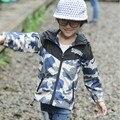 Promoción, nueva llegada 2014 niños niños niños favorita estilo británico camuflaje chaquetas deportivas, encajen para chicos 2-7 años de edad