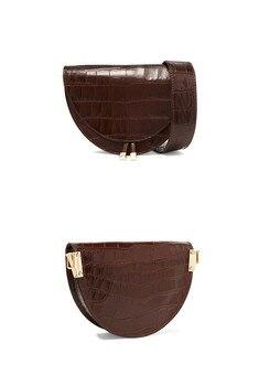NIGEDU Crocodile Crossbody Bag 5