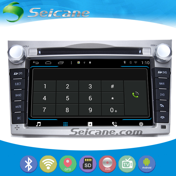 US $440 0 |Seicane S09061 Android 4 4 4 Radio GPS Navigation System for  2009 2013 SUBARU Outback with WIFI Bluetooth Mirror link-in Car Multimedia