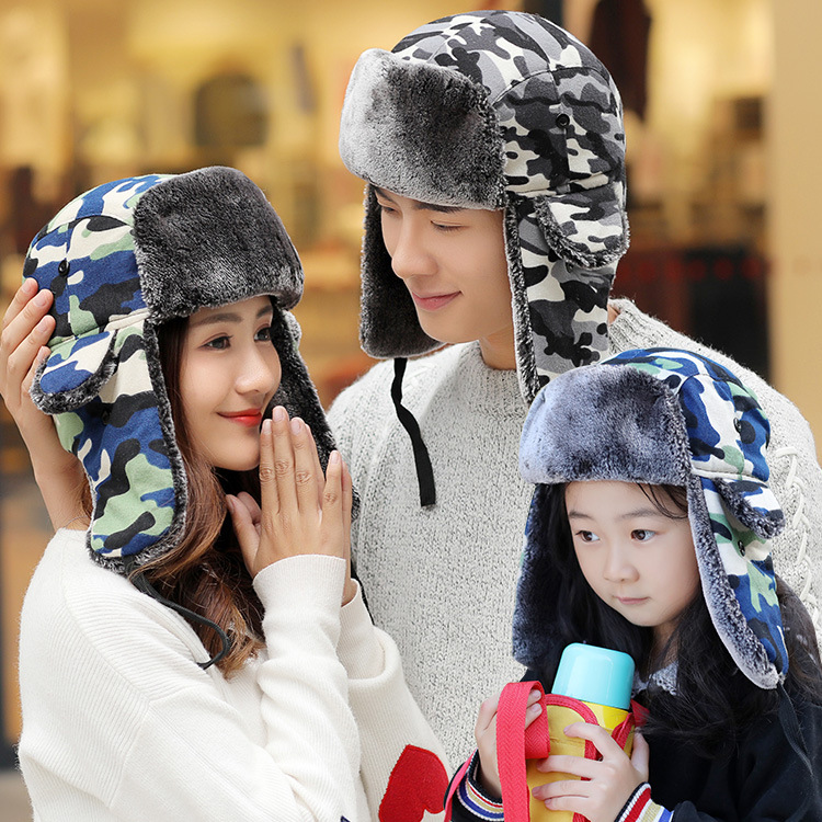 Buy kids trapper hats and get free shipping on AliExpress.com 80a27b45292f