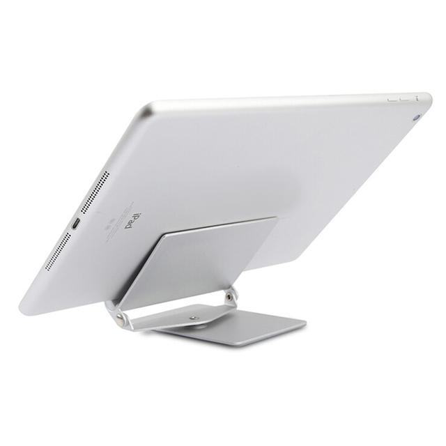 Tabletas de aleación de aluminio de 360 grados de rotación titular de teléfono móvil del soporte del teléfono para iphone6 7 plus samsung s7 xiaomi smartphone gps