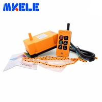 New Arrivals Crane Industrial Remote Control HS 6 Wireless Transmitter Push Button Switch China