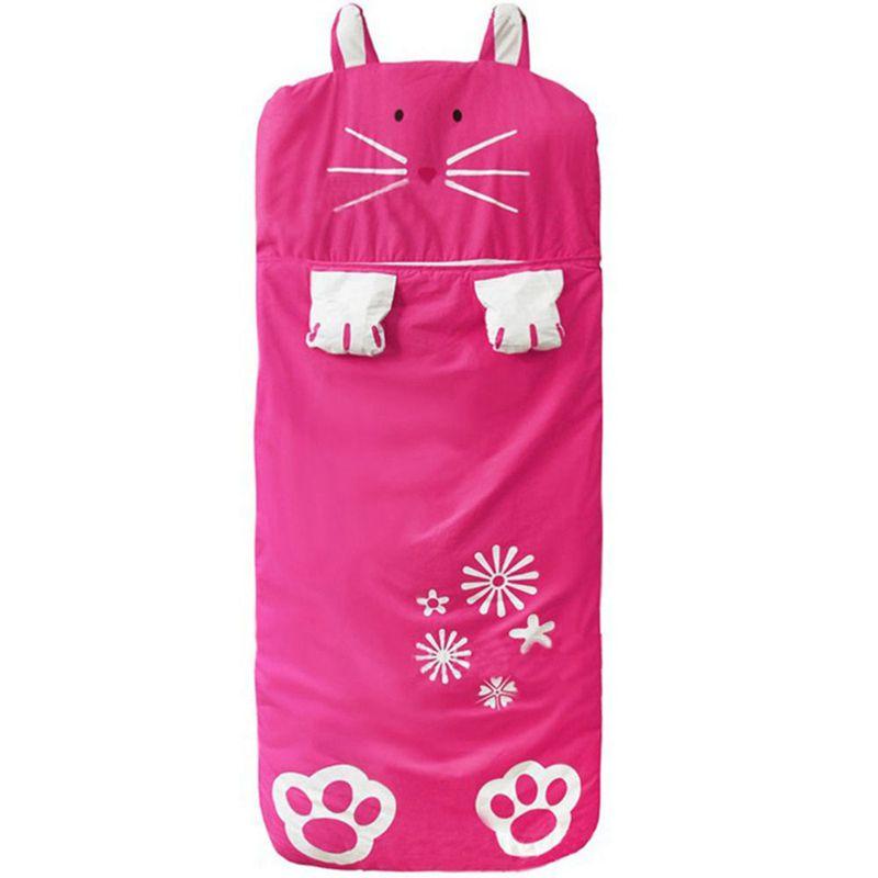 Sleeping Bags Bedding Baby Kids Sack Infant Toddler Winter Cartoon Animals Sleep Bag Newborn Bed Wrap Cute Baby Thick Warm Sac