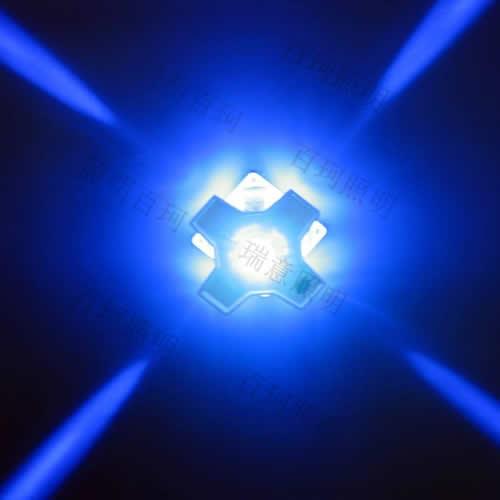 Led cross star light 4W12W waterproof outdoor wall decoration wall lighting landscape lighting lamp cross cross at0045 4