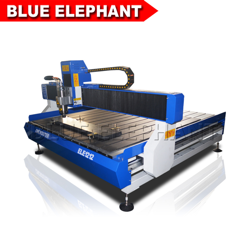 Advertisement Cnc Router 1212 Woodworking Machinery Granite Engraving Router For Advertising Materials