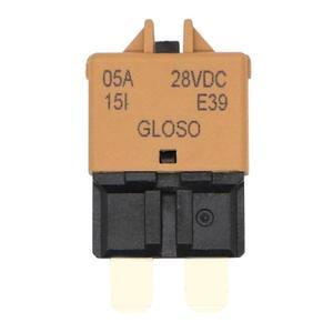Ручной сброс ATC выключатель лезвие предохранитель DC28V 30A для автомобиля мотоцикла грузовика лодки авто аксессуары