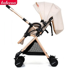portable lightweight high landscape baby stroller, Infant fo