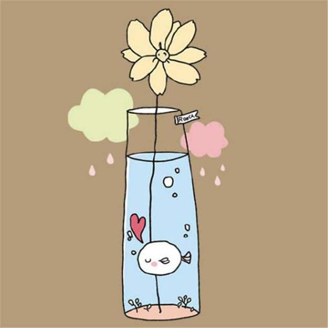Download 870 Gambar Bunga Kartun Dari Atas Terbaik