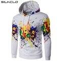 Fashion Sportswear hip hop Printed Men's Hoodies Brand Clothing Hoodies Sweatshirts Korean Hoodies For Men Streetwear Wear