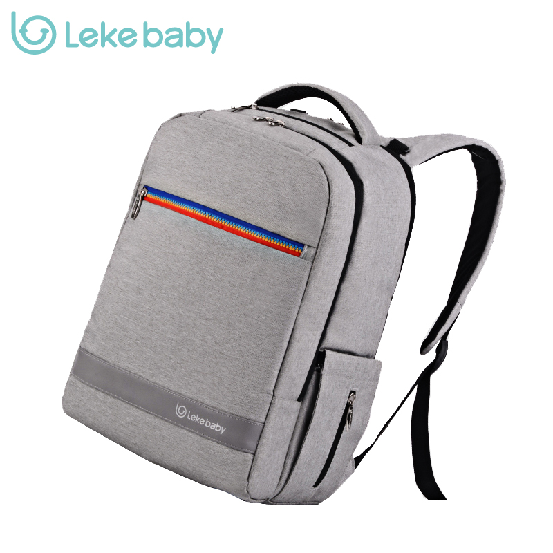Lekebaby baby Diaper bag Stroller bag maternity nappy diaper backpack Travel Bag fashion mother Dad mom Organizer for Baby CareLekebaby baby Diaper bag Stroller bag maternity nappy diaper backpack Travel Bag fashion mother Dad mom Organizer for Baby Care