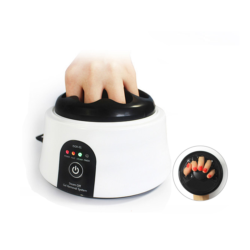 KIKI Beauty world New Arrival Gel Nail Polish Steam Off Remover Machine Beauty Tools Kits for