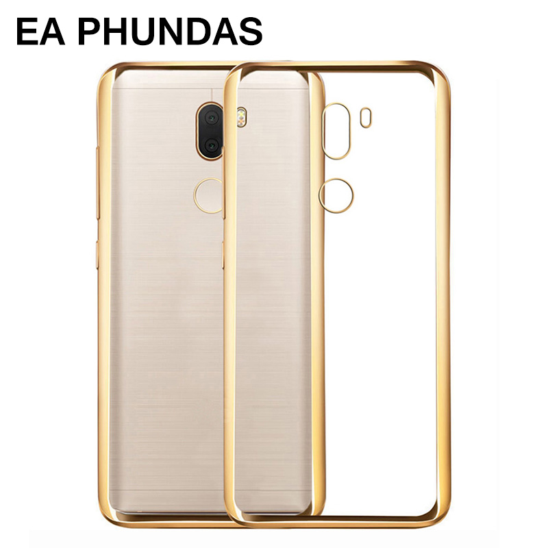 EA PHUNDAS for Xiaomi Redmi 4 4A 4 Pro Thin Plating Crystal Soft TPU Silicone conque