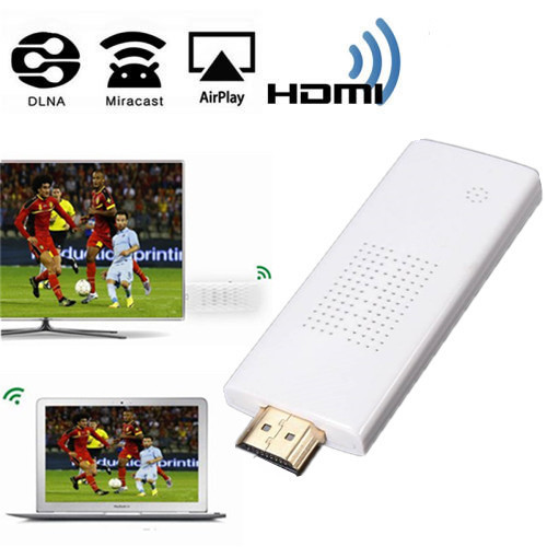 Wireless WIFI Display Dongle Adapter HDMI Miracast DLNA AirPlay Converter Cables Set Pro Universal for Android for iOS Phones
