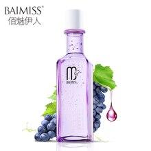 BAIMISS тонер виноградных косточек, антивозрастной увлажняющий, контроль жирности, отбеливающий, восстанавливающий кожу, делая кожу нежной, уход за кожей, красота 130 мл