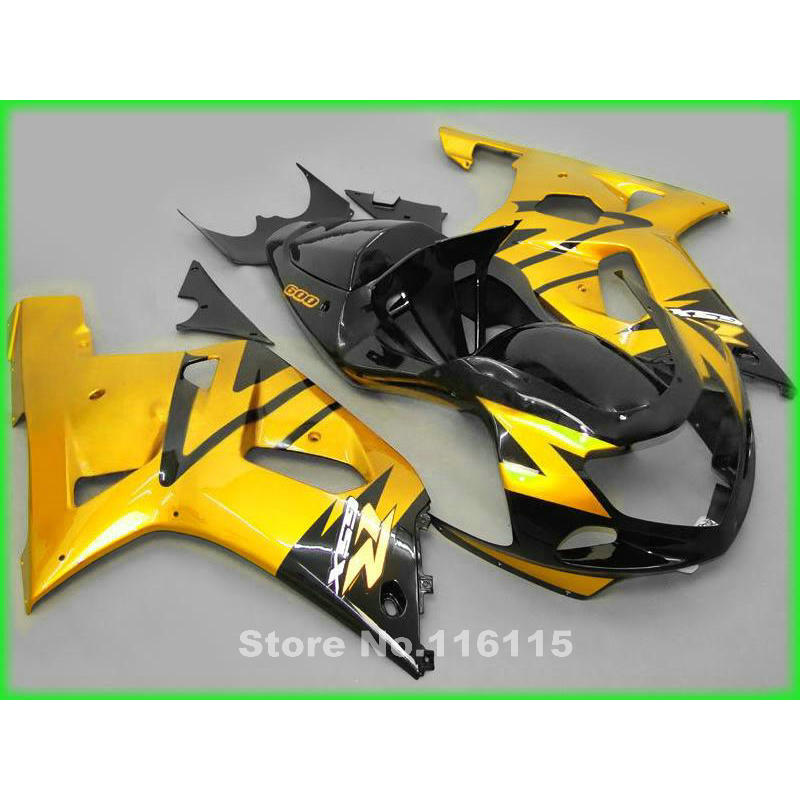 7 gifts fairings for suzuki gsxr 600 gsxr 750 k1 k2 2001. Black Bedroom Furniture Sets. Home Design Ideas