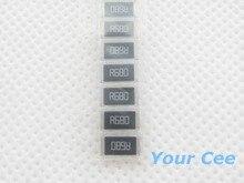 50 pcs 2512 SMD Resistor 1W 0.68R 1% Chip Resistor 0.68 ohm R680