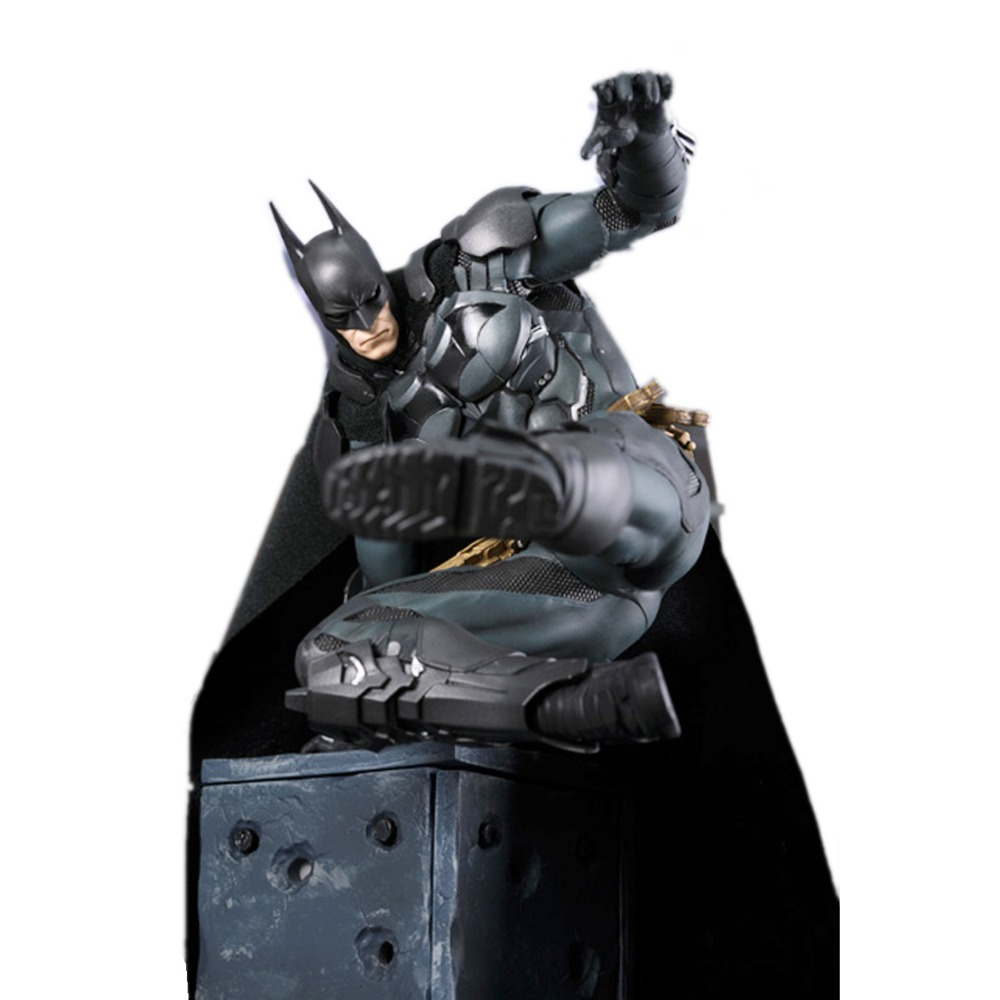ФОТО Anime Figurine Crazy Toys Batman Arkham Knight Action Figure CT001025