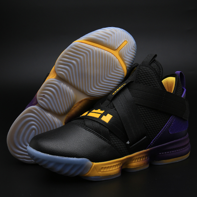 Basketball Shoes Lebron James High Top Gym Training Boots