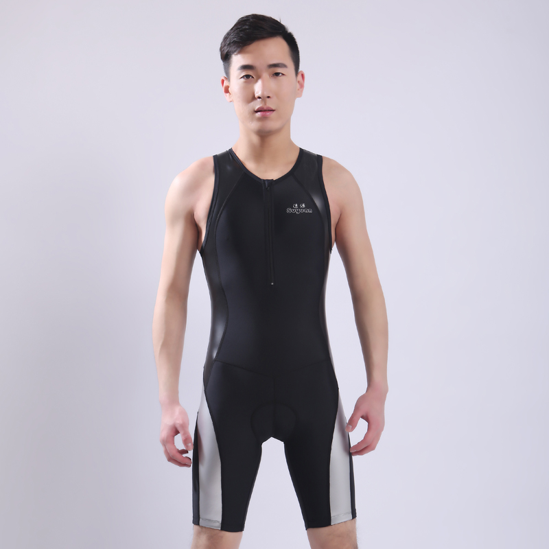 Full Brief Knee PU fabric One Piece Swimsuit Professional Sports Competition Swimwear Slimming Bodysuit Bathing Suit women professional one piece swimsuit black blue slimming bodysuit racing triathlon suit high quality brand sports swimwear