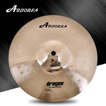 Arborea Cymbal Dragon Series B20 10'' Splash Cymbal  for Pop and Rock