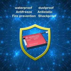 Image 2 - 4S 12V Lithium Battery Protection Board lifepo4 iron Li ion Li Charger Balance Polymer Lipo 10A 15A 20A 30A 40A 60A 80A BMS Cell
