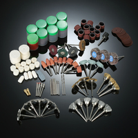 337PCS 1 8 Shank Rotary Tool Electric Grinder Dremel Drill Accessories Grinding Sanding Polishing Engraving Cutting