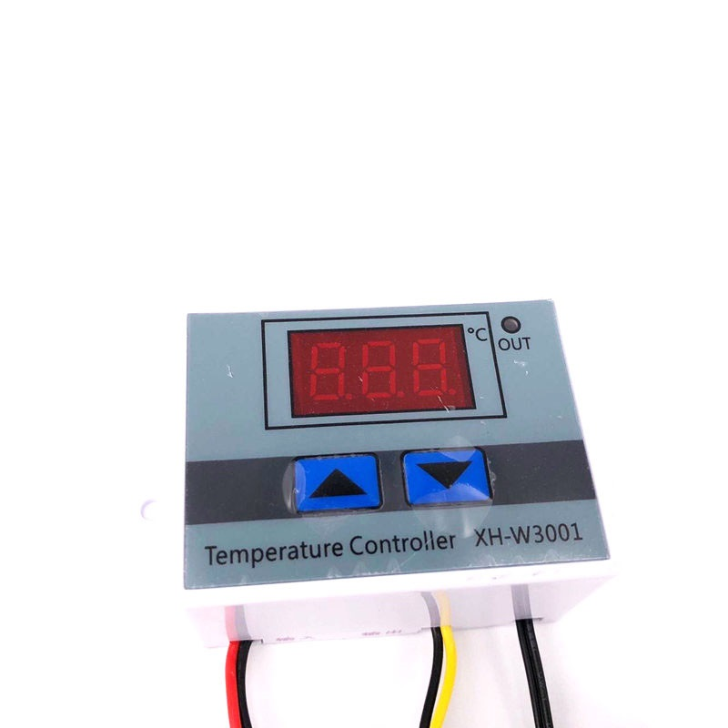 12V 24V 220V W3001 Digital LED Temperature Controller 10A Thermostat Control Switch Probe XH W3001 in Temperature Instruments from Tools