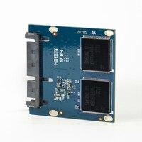 Acjc2m032hs Kingspec модуля 1.8 дюймов половины Slim SATA II/III SSD 32 ГБ твердотельный жесткий диск для ноутбук с SSD 7 + 15 pin порт