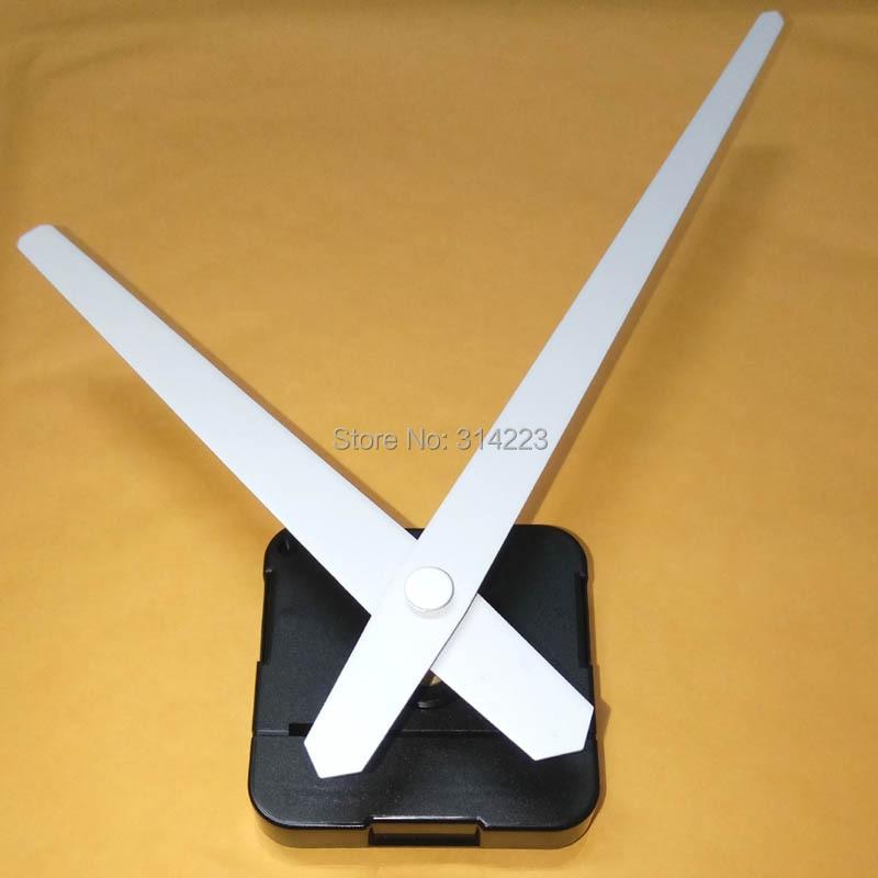 5 대 고품질 음소거 스캔 석영 시계 운동 시계 메커니즘 수리 DIY 시계 부품 액세서리 무료 배송
